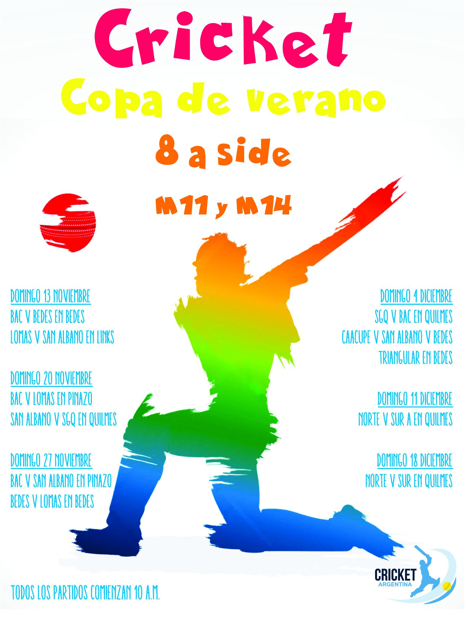 COPA DE VERANO JUNIORS